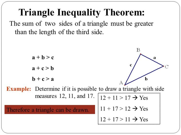 Angles common core math - Exterior angle inequality theorem ...